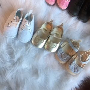 Other - Baby girl shoe bundle